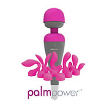 Palm Power Massagestav og Vibrator