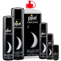 Silicone Lubricant for Men