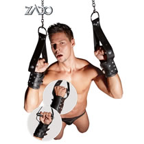 Leather Hanging Restraints