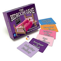The Bedroom Game - Erotic Couples Game