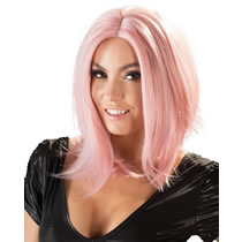 Wig Pink Rosa