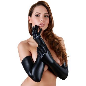 Lange Handsker i Wetlook