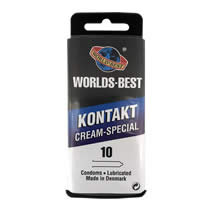 Worlds Best Kontakt Creme Special Condoms
