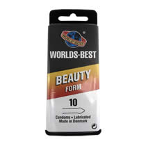 Worlds Best Beauty Form Condoms