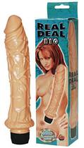 Real Deal Big Dildo Vibrator