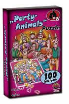 Party Animals Puzzle