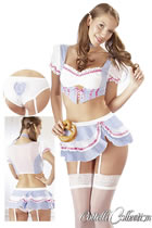 Hot Dirndl Costume - Bavaria Girl