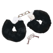 Bady Kitty Handcuffs with plush