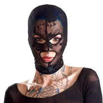 Lace Headmask