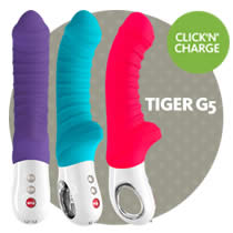 Fun Factory Tiger G5 Vibrator Dildo