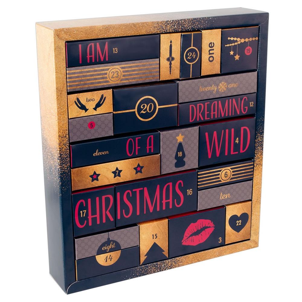Wild Christmas Adventskalender 2018 med sexlegetøj & lingeri