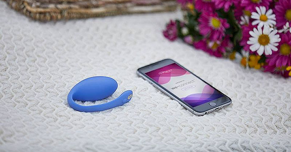 We-Vibe Jive G-Spot Vibrator Egg