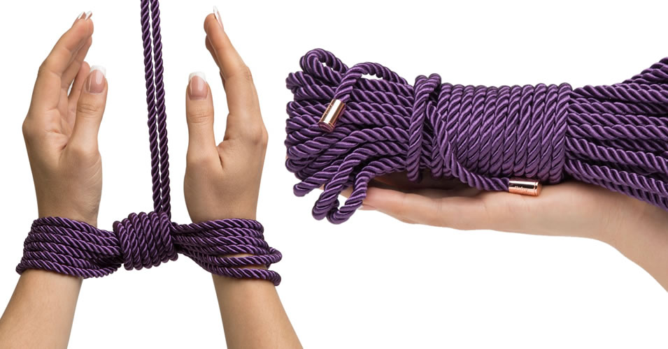 Bondage Rope Want to Play - Fifty Shades