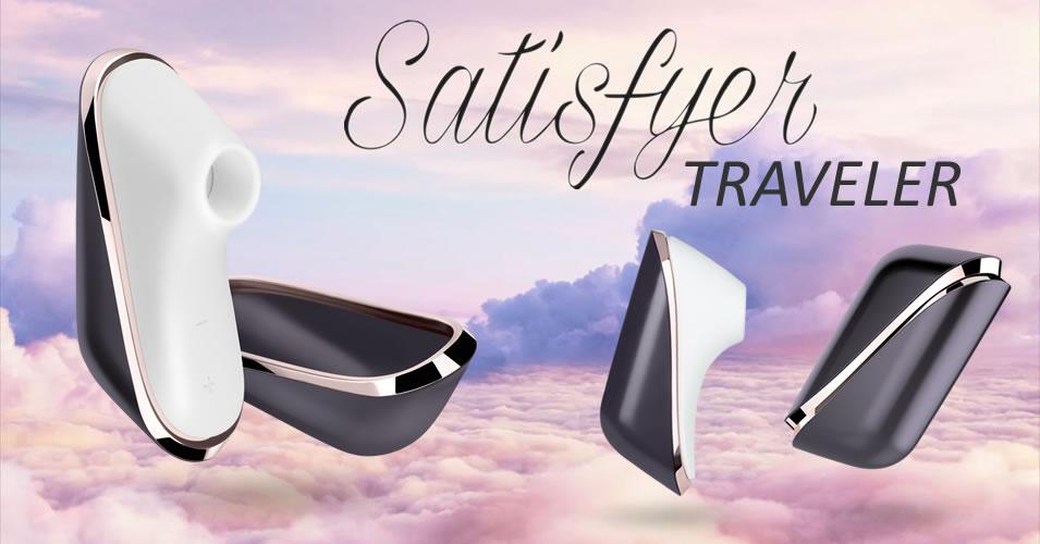 Satisfyer Pro Traveler Klitoris Stimulator