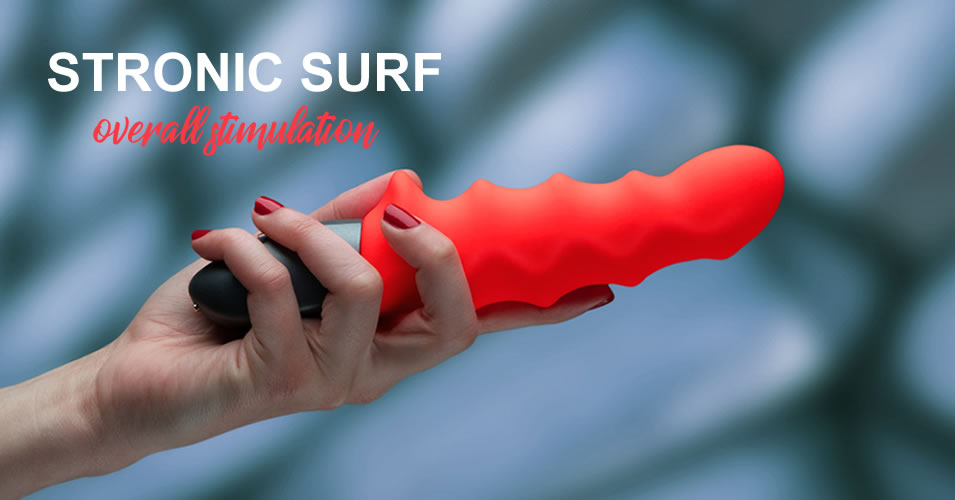Fun Factory Stronic Surf Pulsator Vibrator