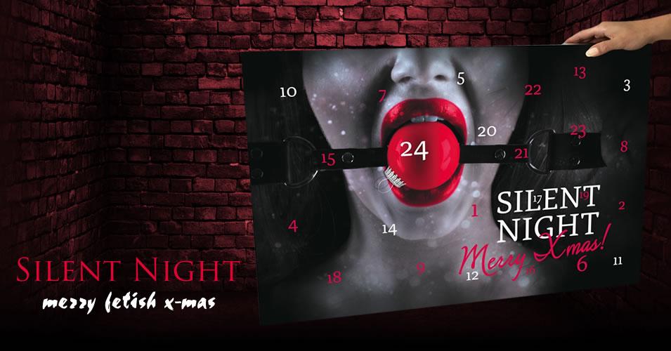 Silent Night Fetish Julekalender 2018