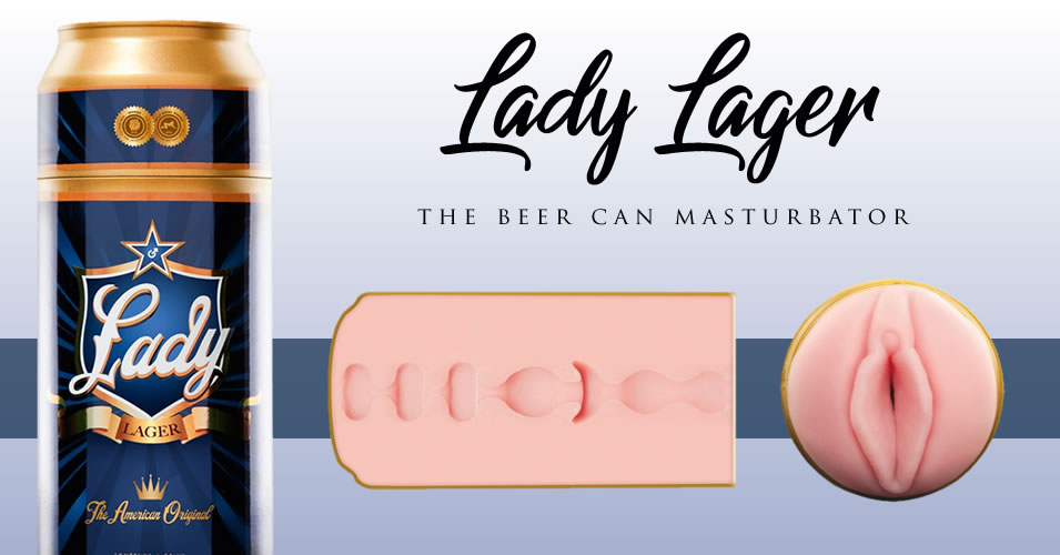 Fleshlight Lady Lager Masturbator i en DÃ¥se