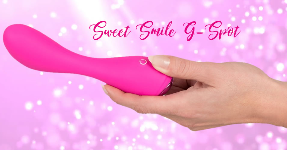 G-Punkt Vibrator Sweet Smile