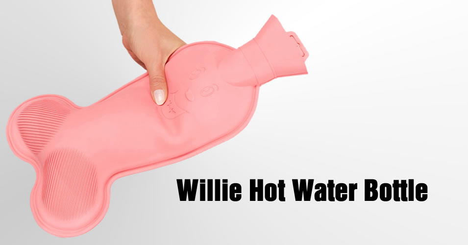 Penis Varmedunk - Willie Hot Water Bottle