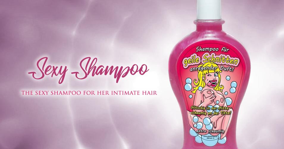 Intim Shampoo til Frække Kvinder