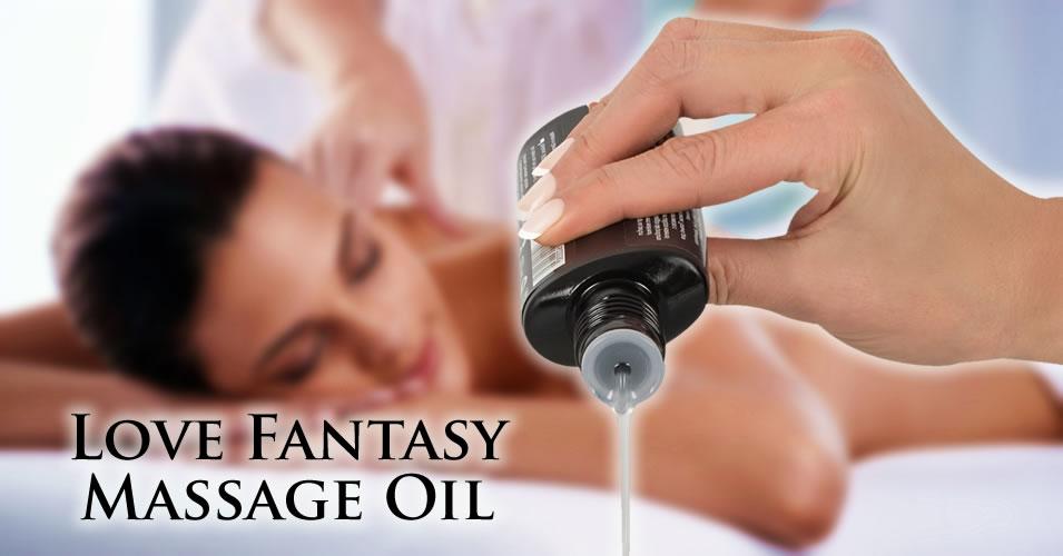 Magoon Love Fantasy Massageöl