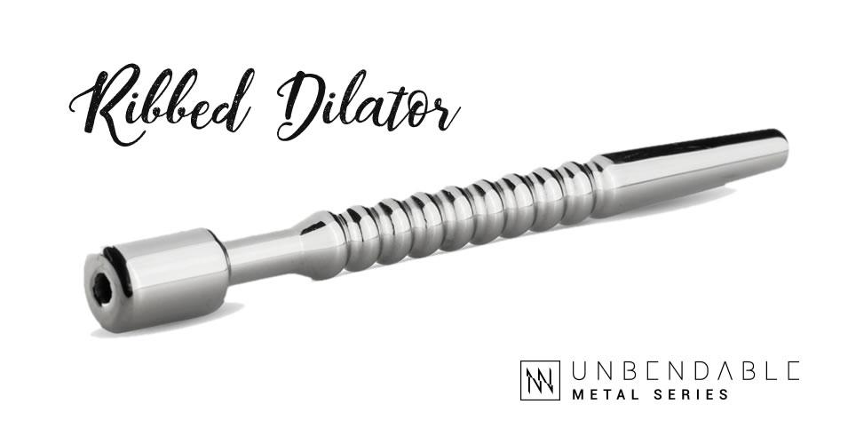 Sinner Gear Hollow Ribbed Dilator