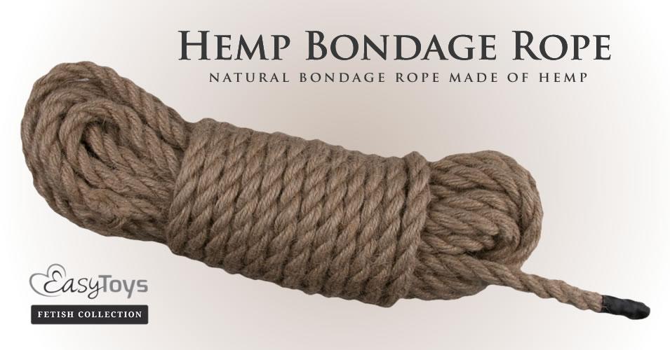 EasyToys Hamp Bondage Reb