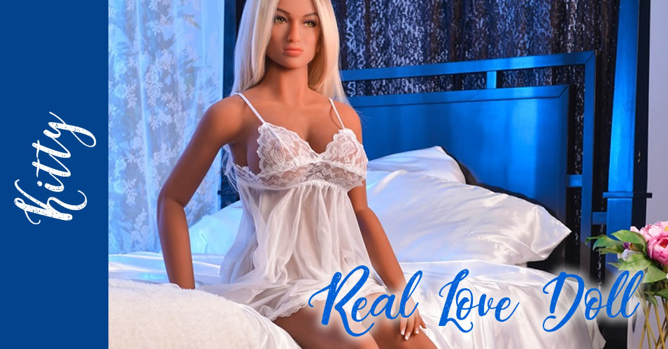 Real Doll Kitty - Realistische Liebespuppe