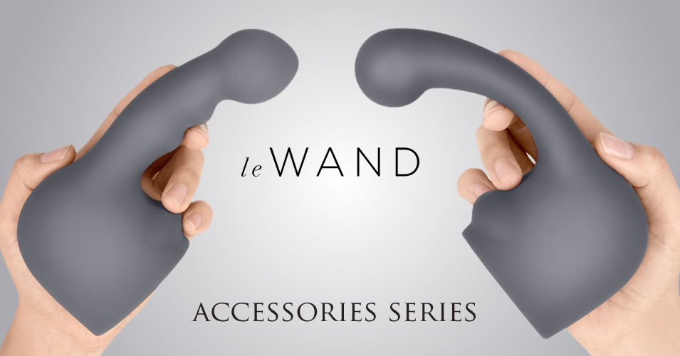 Le Wand Massage Wand Dildo Cover with Weights