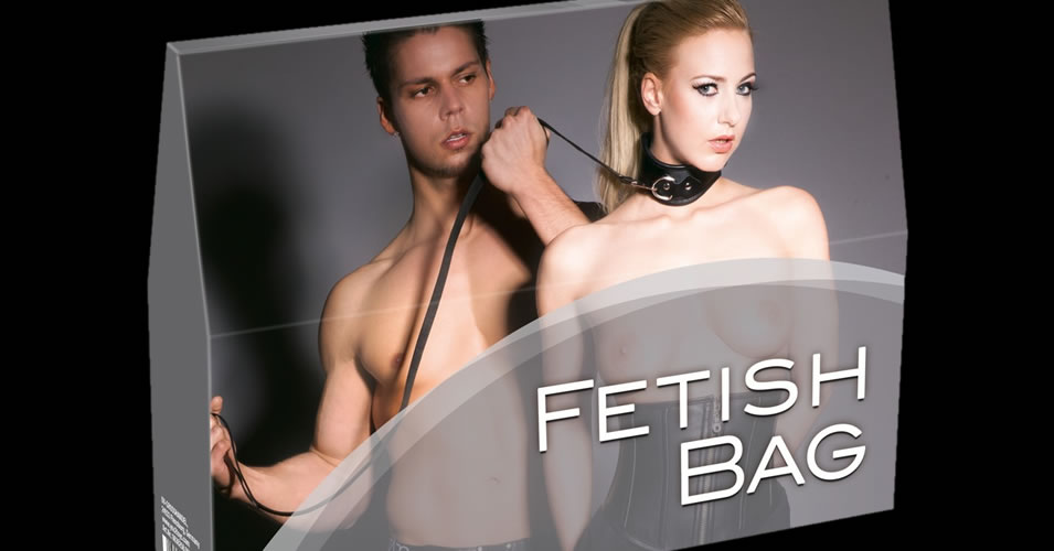 Fetish Bag - Bondage for Couples