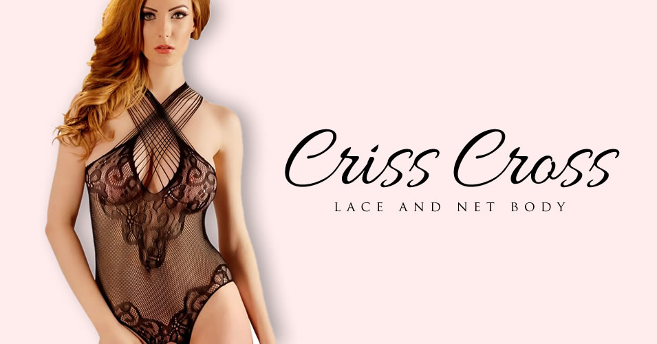 Lace Body with Net