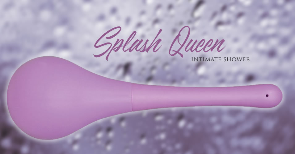 Splash-Queen Intimate Shower