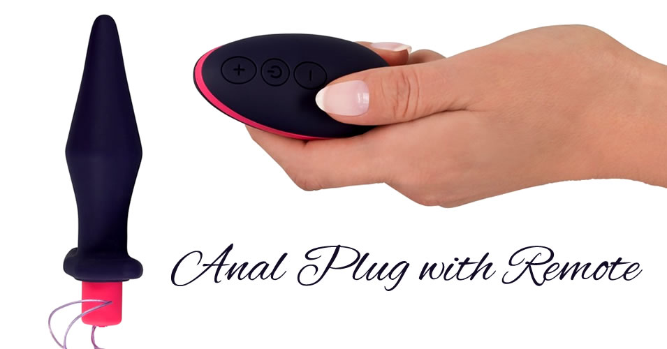 You2Toys Remote Controlled Butt Plug