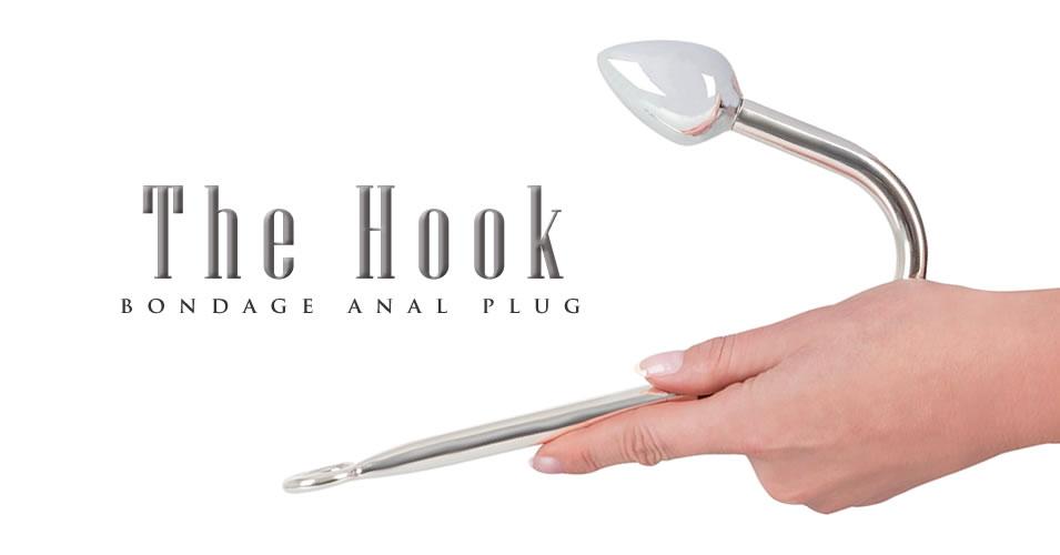 Bondage Hook Anal Plug