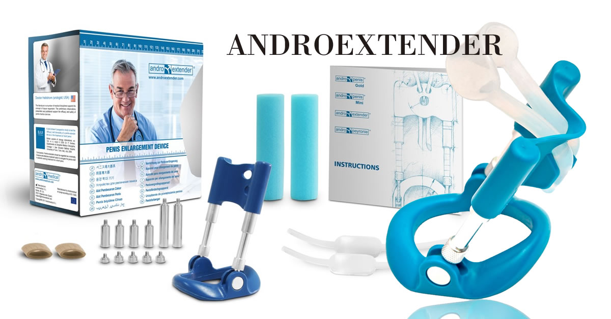 Androextender - expand your penis
