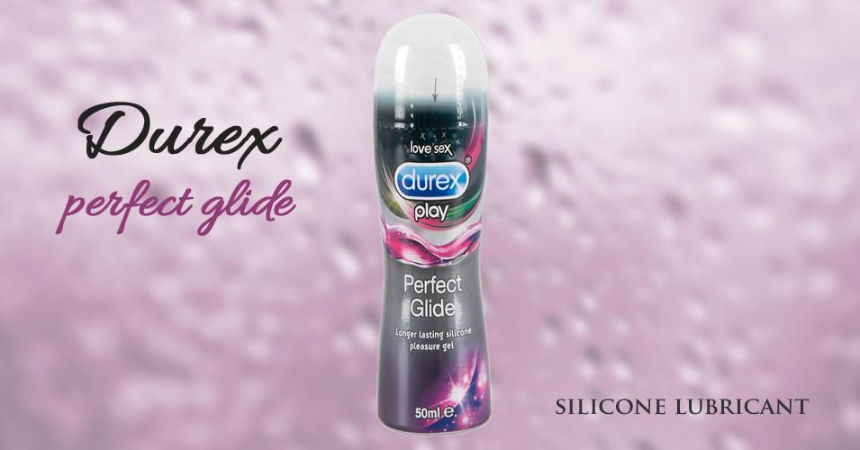 Durex Perfect Glide Silikone Glidecreme