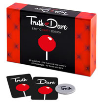 Truth or Dare Erotic Party Game