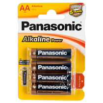 Panasonic Erotic Batteries AA for Sex Toys