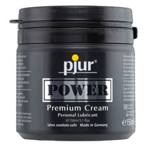 Pjur Power Preium Cream - Silicone and Waterbased