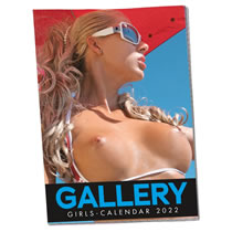 Hot Girls Pin-Up Kalender 2019