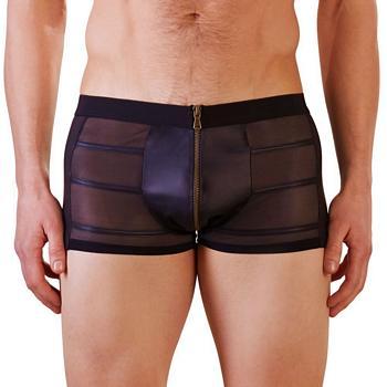 Pants mit Reißverschluss und Powernet