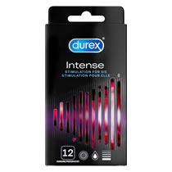 Durex Intense Orgasmic Condom