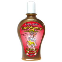 Anal Shampoo - nourishing and with scent