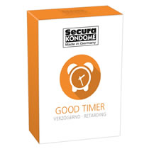 Secura Good Timer Condom - Retarding