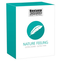 Secura Nature Feeling Kondom - ekstra tyndt