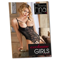 Exclusive Girls Pin-Up Lingeri Kalender 2020