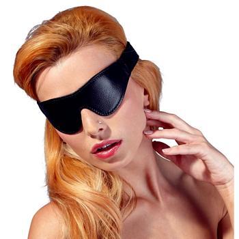 Fetish Black Eye Mask