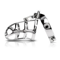 Metal Wörx Cock Cage Chastity Cage