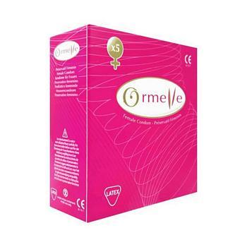 Ormelle Female Condom