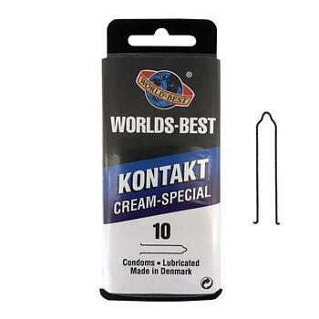 Worlds Best Kontakt Creme Special Kondom